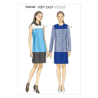 Vogue Sewing Pattern 9048 Size 8-16