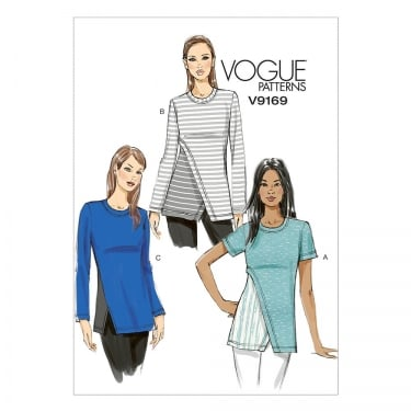 Vogue Sewing Pattern 9169 ZZ Size L - XXL
