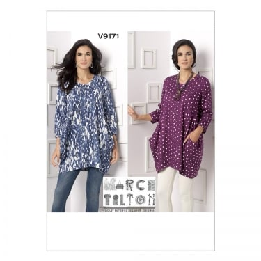 Vogue Sewing Pattern 9171 ZZ Size L - XXL