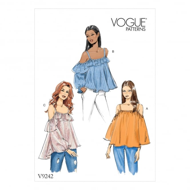 Vogue Sewing Pattern 9242
