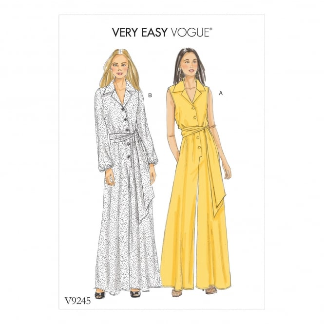 Vogue Sewing Pattern 9245
