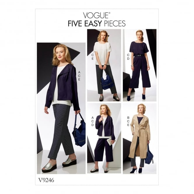 Vogue Sewing Pattern 9246