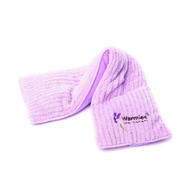 Warmies Lilac Spa Therapy Microwaveable Neck Wrap