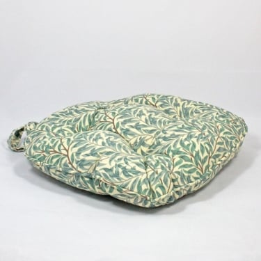 William Morris Willow Bough Chunky Seat Pad
