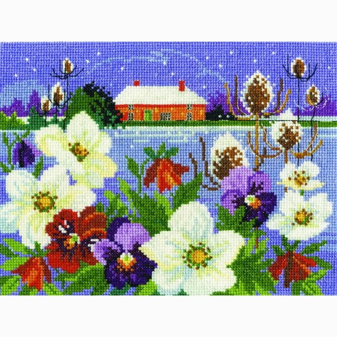 Winter Garden Stitch Kit