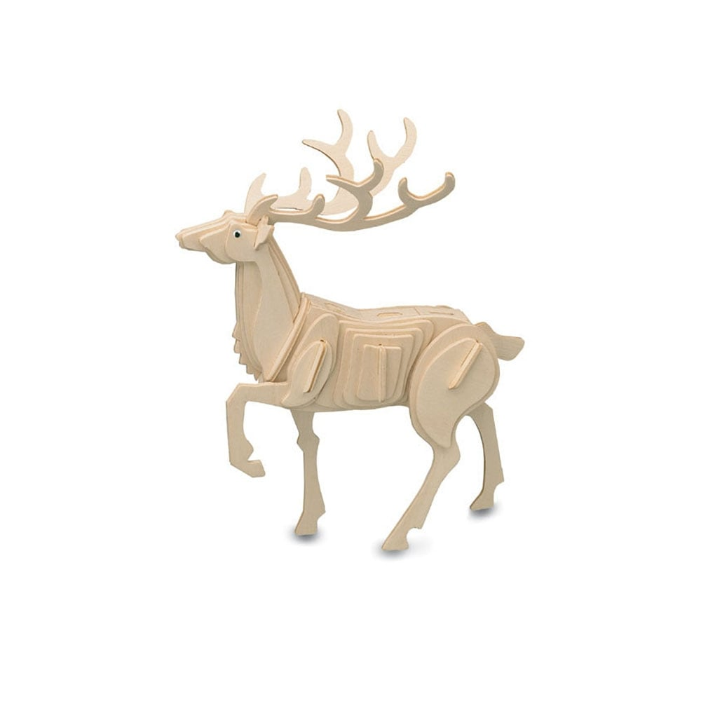 Woodcraft Construction Kit - Stag