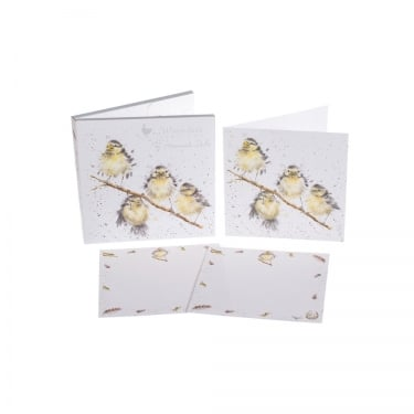 Wrendale Designs Hanging Out With Friends Notecard Pack
